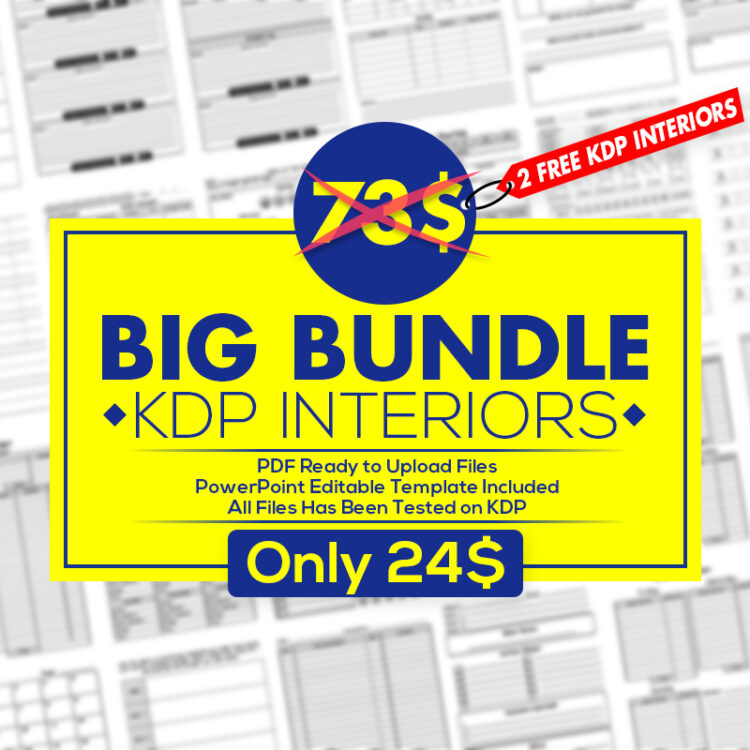 Big Bundle KDP Interiors