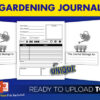 Garden-KDP-interior-Gardening-Journal kdp interior template